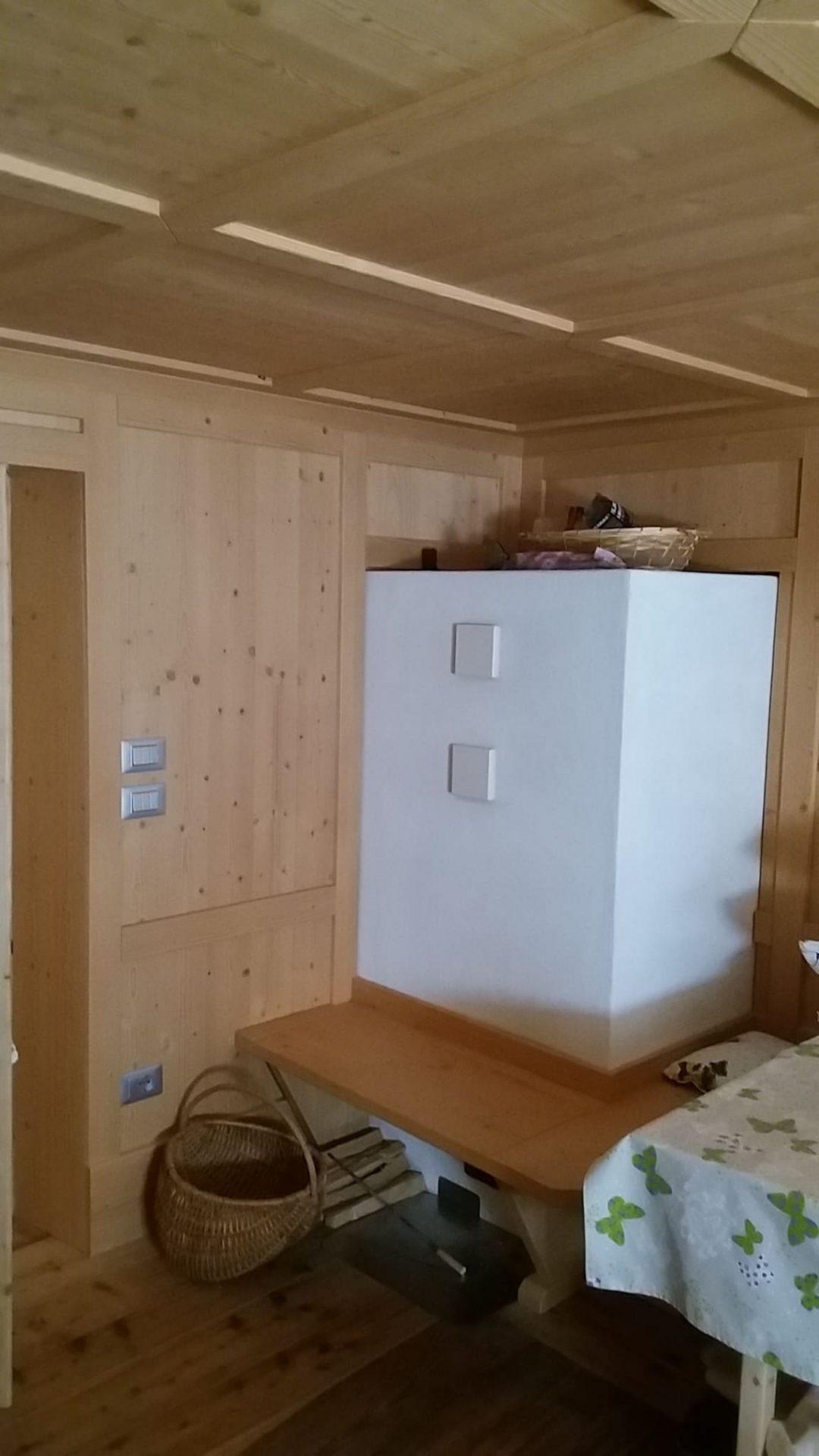 Soggiorni completi in legno a Belluno, Agordo, Cortina